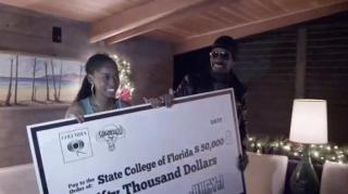 Juicy J Awards $50K Twerk Scholarship to a Non-Twerking Student