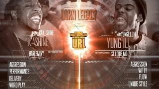 "Smack/URL ""Born Legacy"" Battle: K-Shine vs Yung Ill"