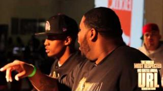 Smack/URL Battle: Big Kannon vs Syahboy