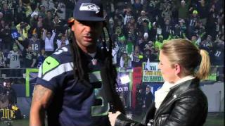 Richard Sherman's Rant Receives a Hilarious Mike Epps Spoof