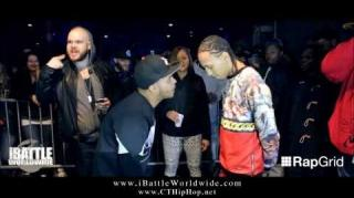 iBattle Worldwide Battle: Presidential Dubz vs Cityy Towers