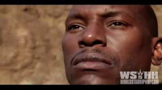 "Tyrese's Never-Before-Seen Audition for ""Django Unchained"""