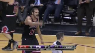 Joakim Noah Snaps After Being Ejected; Curses Out the Refs
