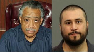 "Al Sharpton: ""When Did George Zimmerman Become a Celebrity?"""