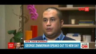 George Zimmerman Says He's the Victim in Trayvon Martin Case