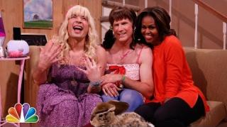 Michelle Obama Kills It in Hilarious 'Tonight Show' Skit