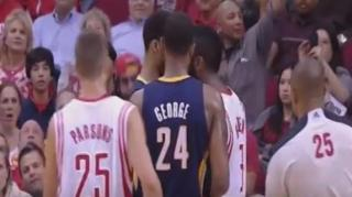 James Harden and Evan Turner Almost Throw Hands in Houston