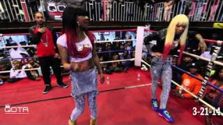 QOTR Battle: Don Ladyii vs Star Girl Lady Red (Trailer)