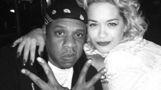 Rita Ora: Jay Z Wants My New Album to be Perfect