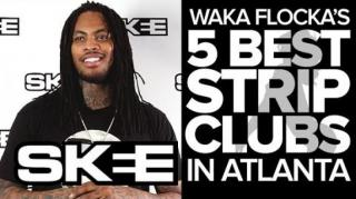 Waka Flocka Names His Top 5 Strip Clubs In ATL