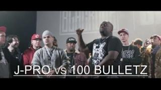 KOTD Blackout 4 Battle: 100 Bulletz vs J-Pro