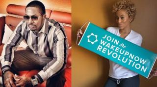 Chingy Joins Kaylin Garcia for Wake Up Now Campaign