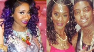 Diamond Claims Lil Scrappy Hit Her & Momma Dee Hurt Her Credit
