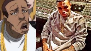 Twitter Chimes In on The Boondocks Heavily Shading Chris Brown