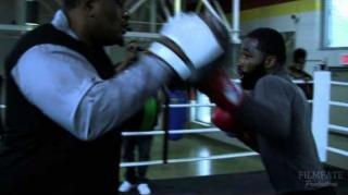 Adrien Broner Back in the Gym Training Very Hard for Next Fight