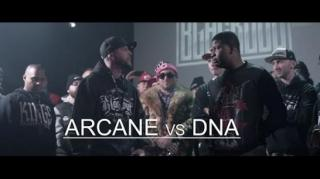 KOTD Blackout 4 Battle: DNA vs Arcane