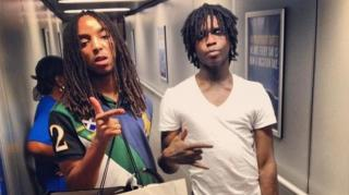 Chief Keef Terrorizes His Sleeping Cousin Tadoe