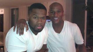 50 Cent Jokes About Mayweather/Miss Jackson Drama Online