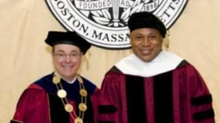 LL Cool J Receives Honorary Doctorate From Northeastern