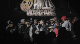 Go-Rilla Warfare Battle: Arsonal vs Yung Ill