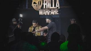 Go-Rilla Warfare Battle: Swave Sevah vs. Aye Verb