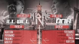 Smack/URL NOME 4 Battle: DNA vs. Ill Will