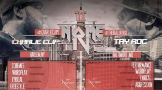 Smack/URL NOME 4 Battle: Charlie Clips vs. Tay Roc (Rematch)