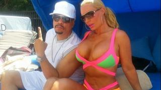 Ice T Defends Coco's Monster Cake, Says It's All Natural