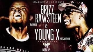 Smack/URL Proving Grounds Battle: Brizz Rawsteen vs Young X