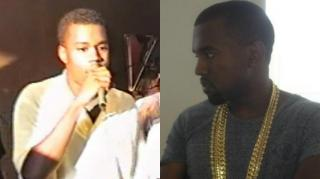 19-Year-Old Kanye West Spits Fire in Throwback Clip