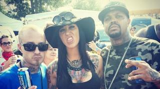 DJ Paul Posts Crazy Twerking Video From Gathering of the Juggalos