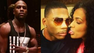 Nelly Calls Out Floyd Mayweather for Being a High School Dropout ..