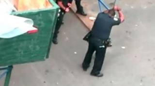 Turn Up: NY Police Officer Caught Doing the 'Shmoney Dance'
