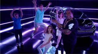 "Busta Rhymes Appears in New Lyrical ""Swagger Wagon"" Toyota Ad"