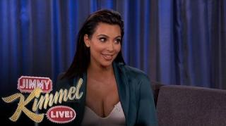 Kim K Shares Intimate Wedding Details With Jimmy Kimmel