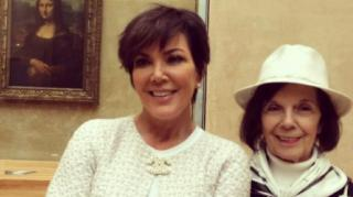 "Kris Jenner Tries Medicinal Marijuana With Mother on ""KUWTK"""