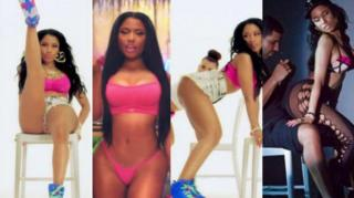 "Nicki Minaj Stirs Up Thirst With Cake Clapping ""Anaconda"" Video"