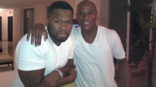50 Cent Teases Mayweather on Literacy & Nelly Taking His Girls