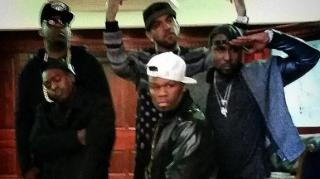 Stunt 101! G-Unit Laces Up Classic Kicks for New EP Release