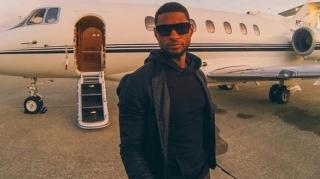 Usher Suits Up in Limited Sold-Out Air Jordan Retros