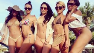 Sexiest Yet? Draya Busts Out Shmoney Dance in Tiny Bikini