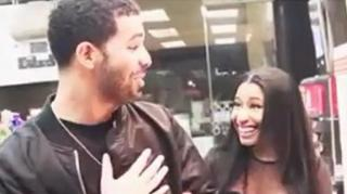 Drake Takes Nicki Minaj on Shopping Spree at 7-Eleven