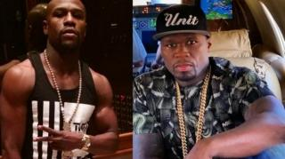 Floyd Mayweather Believes 50 Cent is Irrelevant in Music