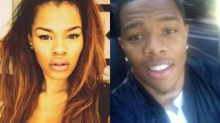 Teyana Taylor Denies Involvement in Ray Rice Abuse Drama