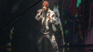 Kanye West Mistakenly Tells Disabled Fans to Stand Up in Sydney