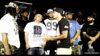 Smack/URL Proving Grounds Battle: Uno Lavoz vs. Jae Laww