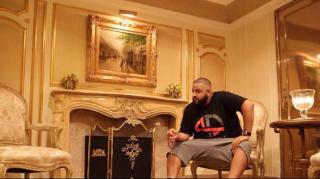 DJ Khaled Gets Blessed By the Jordan Brand!
