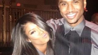 Mila J Gets Giggly When Asked About Dating Trey Songz