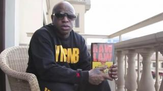 Birdman Launches Book Company & Reading Campaign for Children