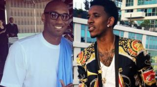 Kobe Throws Shade at Nick Young During Interview